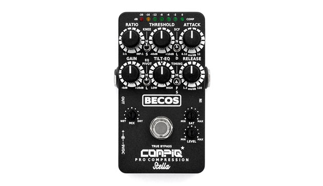 Becos Effects Compressor