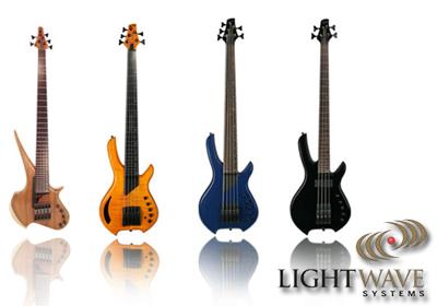Lightwave Systems оптические звукосниматели для гитар Saber