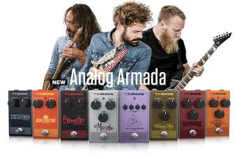 TC Electronic Analog Armada