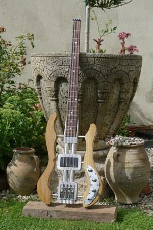 Square One Guitars LTD Solo Bass