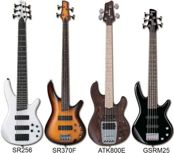 Ibanez bass guitar 2013