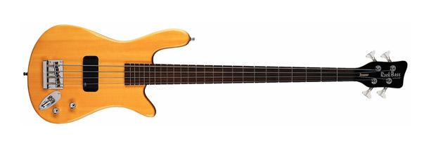 Обзор бас гитары RockBass Streamer Standard