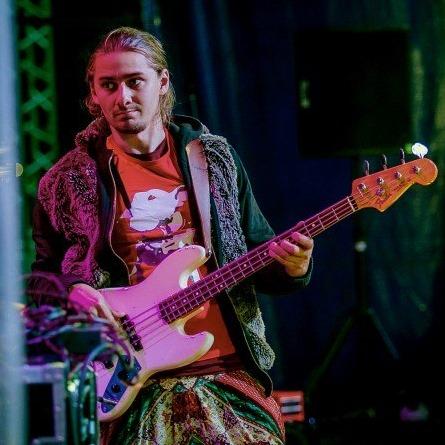 BassDays 23 - Тимур Айбетов  бас гитарист ВИА